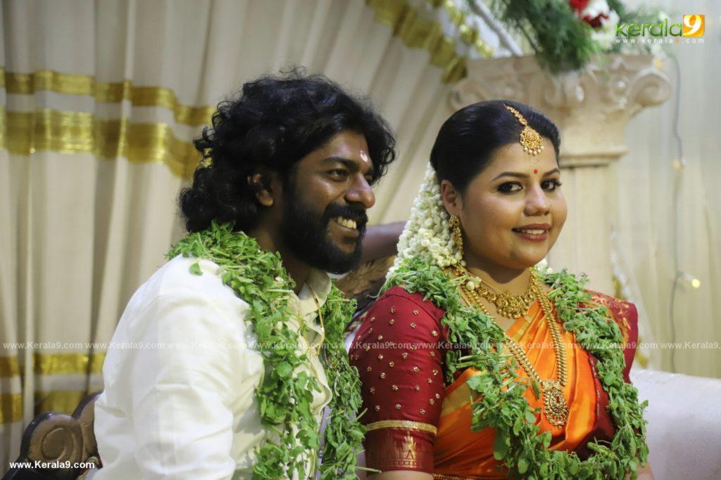 sneha sreekumar marriage photos 126