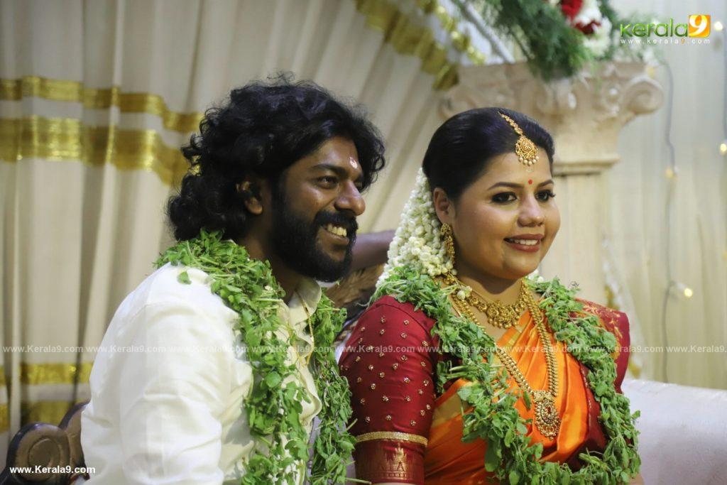sneha sreekumar marriage photos 128