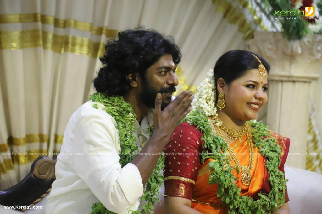 sneha sreekumar marriage photos 133