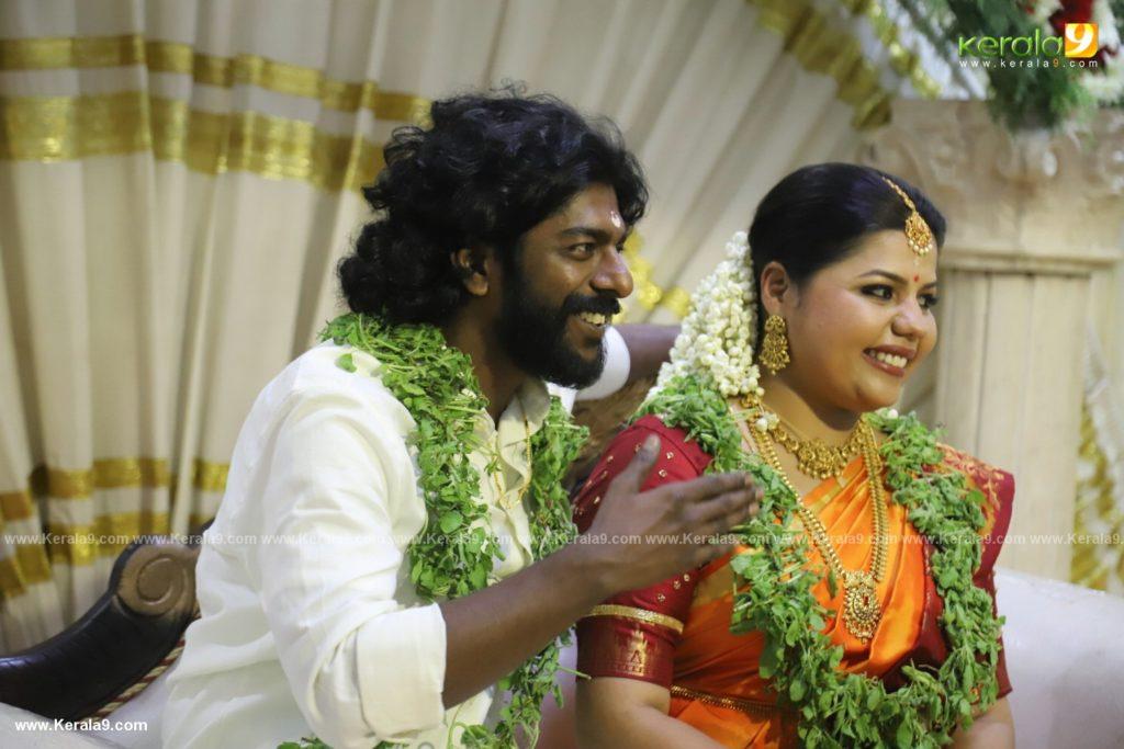 sneha sreekumar marriage photos 134