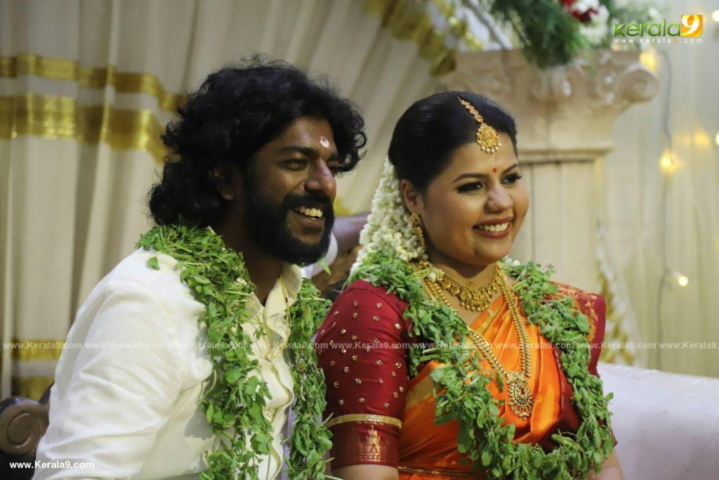 sneha sreekumar marriage photos 135