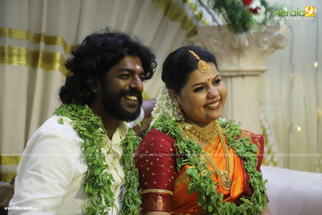 sneha sreekumar marriage photos 136