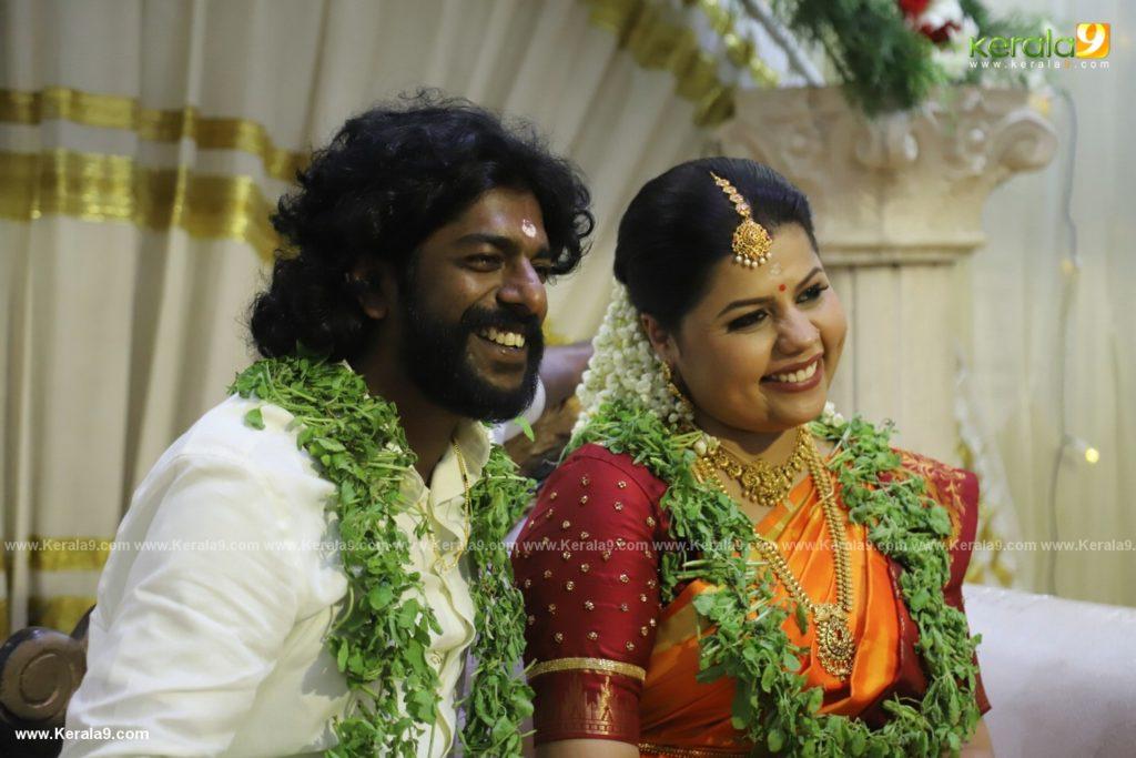 sneha sreekumar marriage photos 137