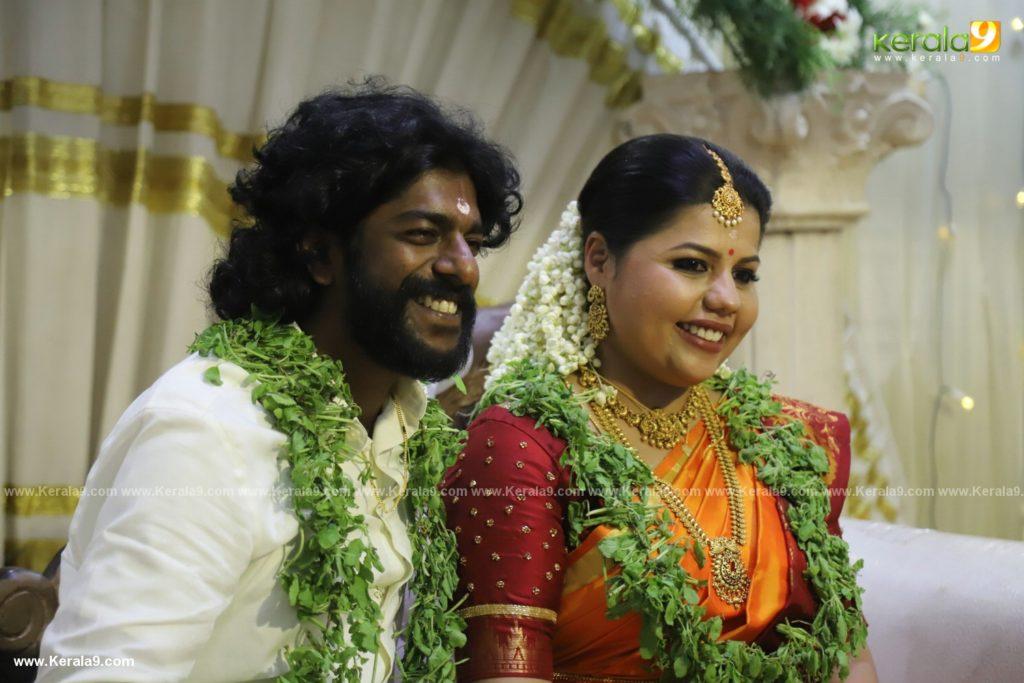 sneha sreekumar marriage photos 138