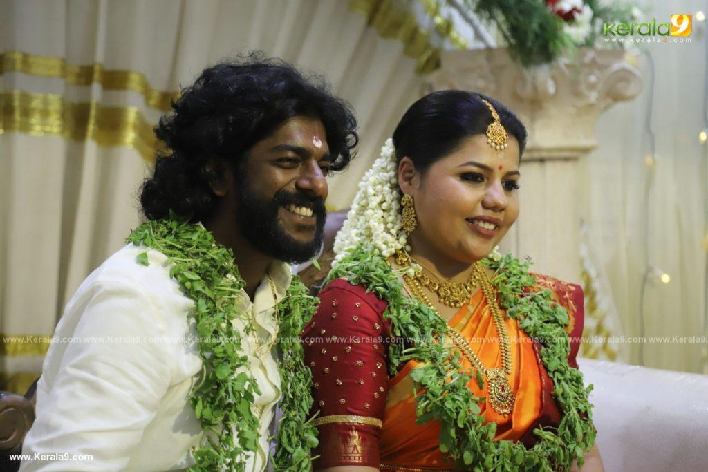 sneha sreekumar marriage photos 139
