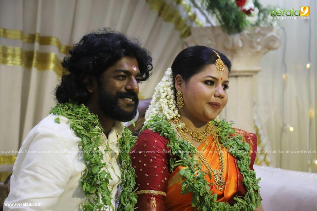 sneha sreekumar marriage photos 140