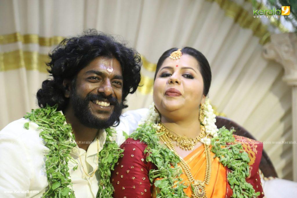 sneha sreekumar marriage photos 141