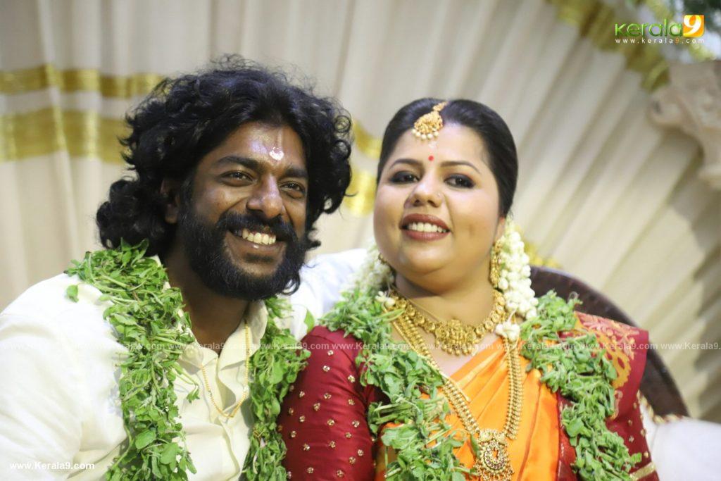 sneha sreekumar marriage photos 142