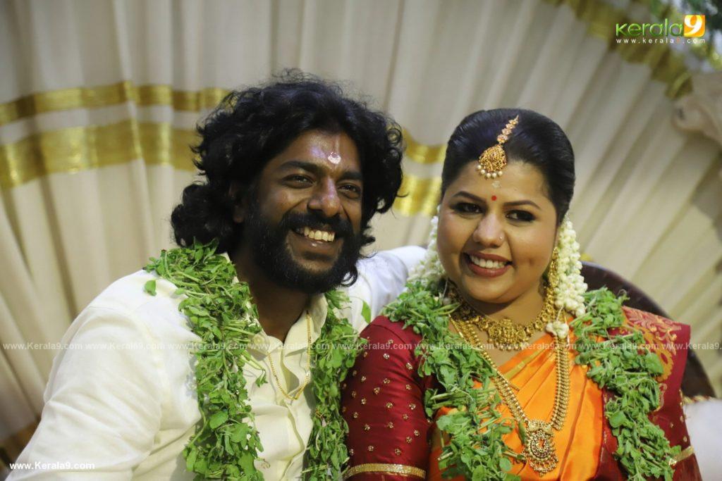 sneha sreekumar marriage photos 145
