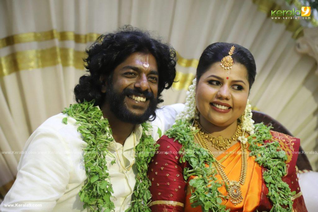 sneha sreekumar marriage photos 146