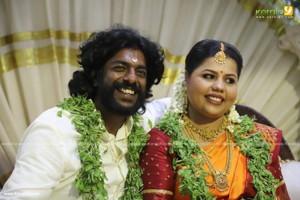 sneha sreekumar marriage photos 147