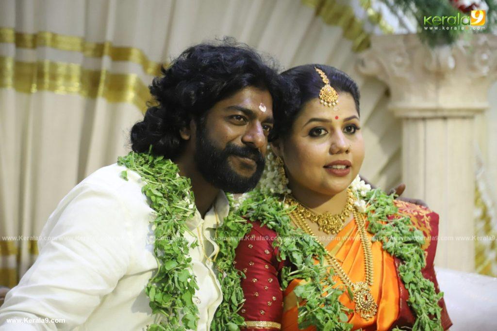 sneha sreekumar marriage photos 148