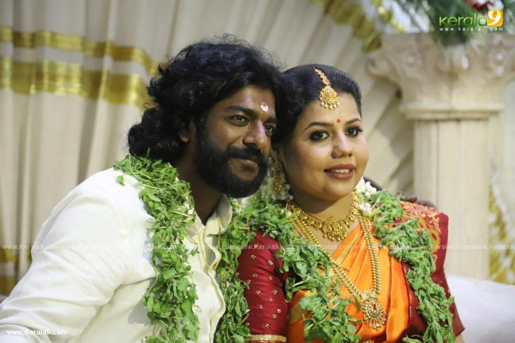 sneha sreekumar marriage photos 149