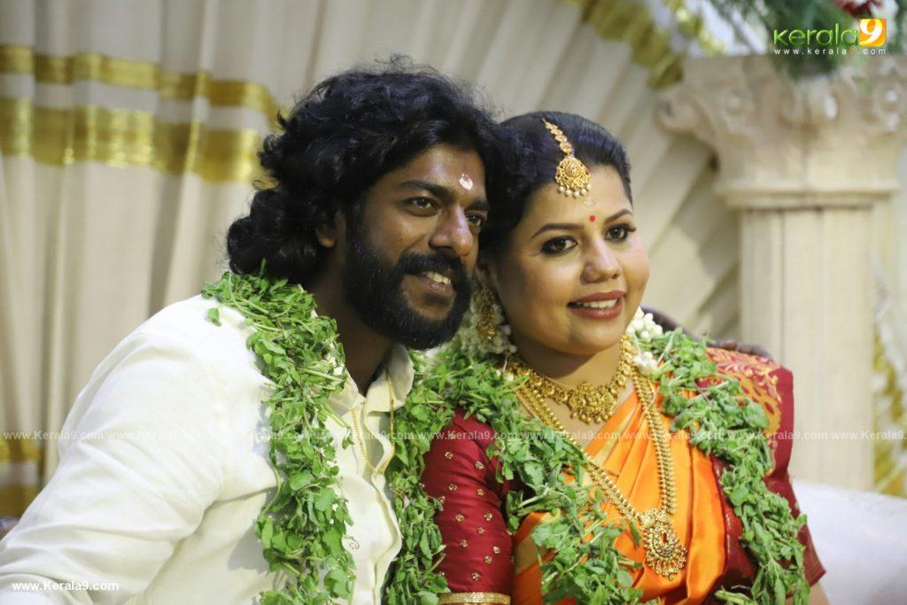 sneha sreekumar marriage photos 150