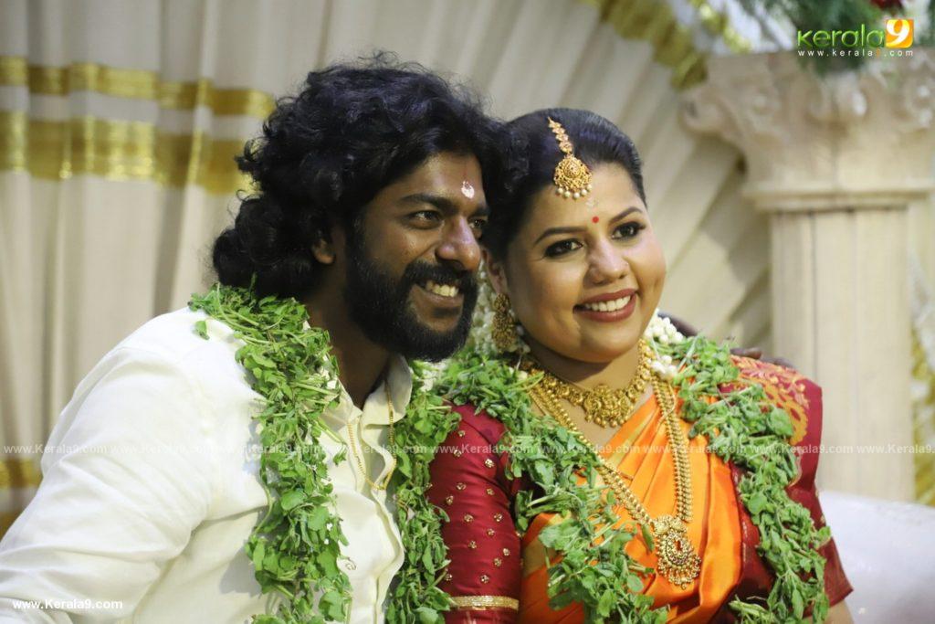 sneha sreekumar marriage photos 151