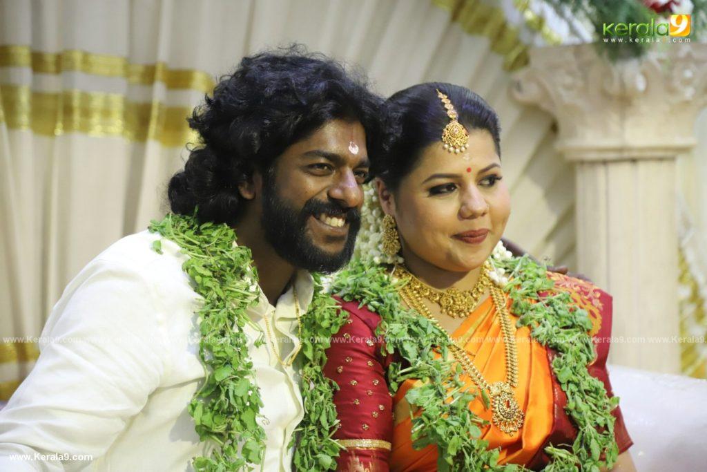 sneha sreekumar marriage photos 152