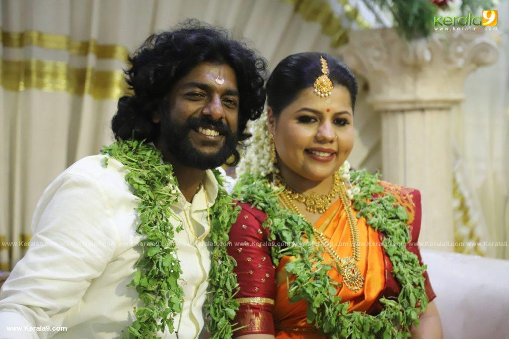 sneha sreekumar marriage photos 153