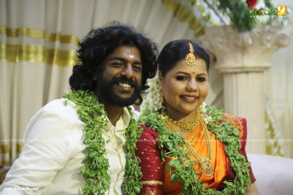 sneha sreekumar marriage photos 154