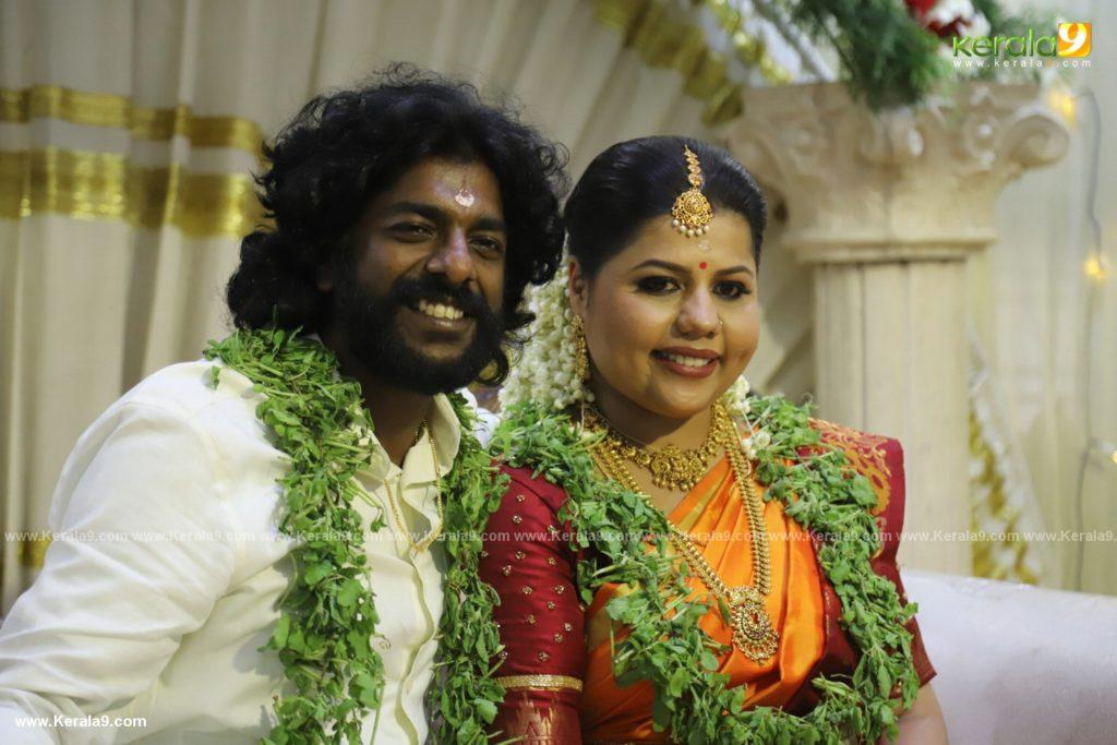 sneha sreekumar marriage photos 155