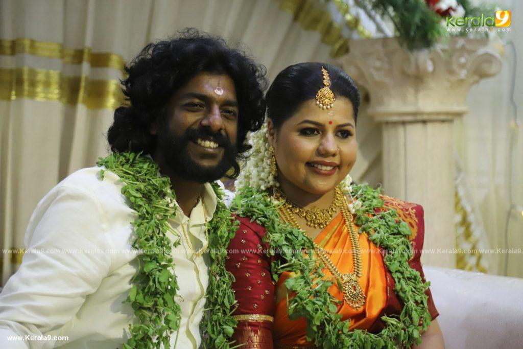 sneha sreekumar marriage photos 156