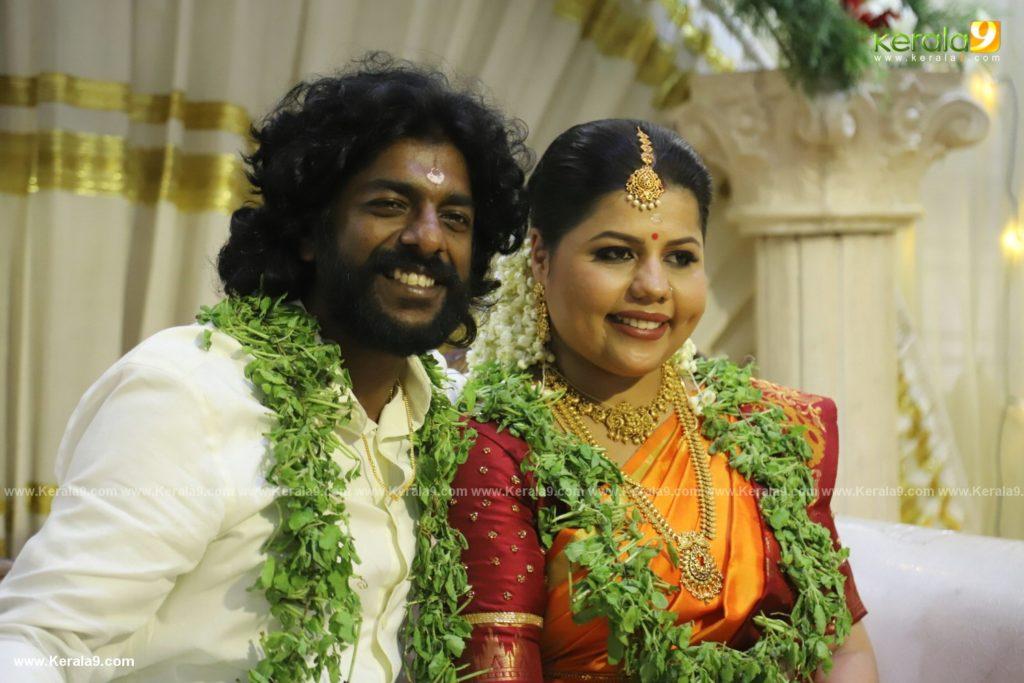 sneha sreekumar marriage photos 157