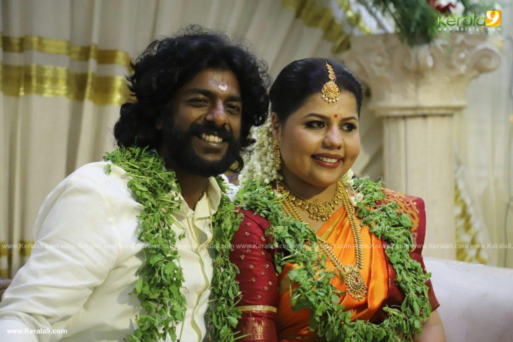 sneha sreekumar marriage photos 158