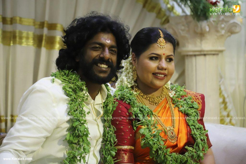 sneha sreekumar marriage photos 159