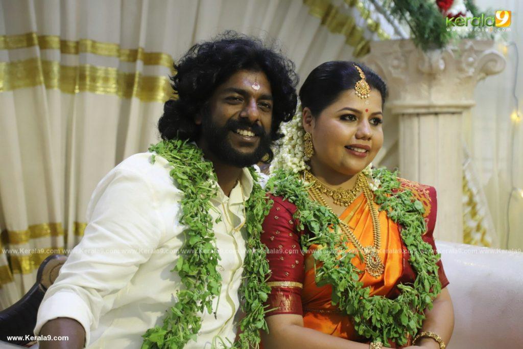 sneha sreekumar marriage photos 160