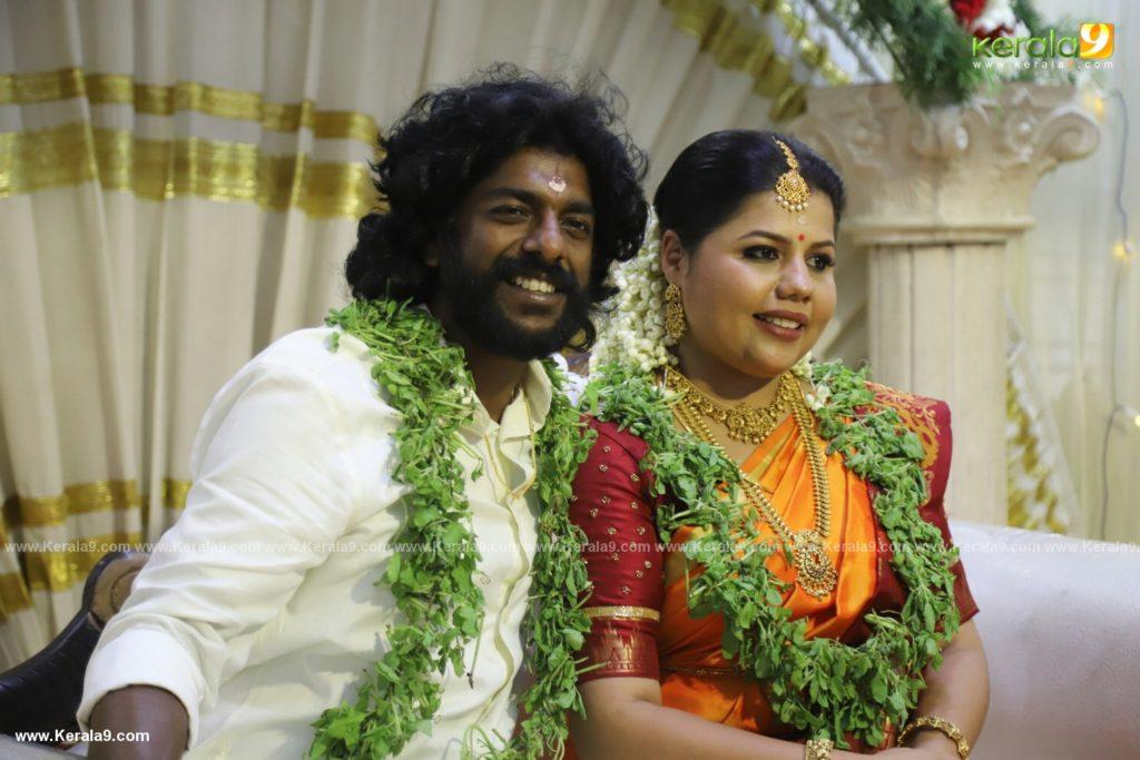 sneha sreekumar marriage photos 161