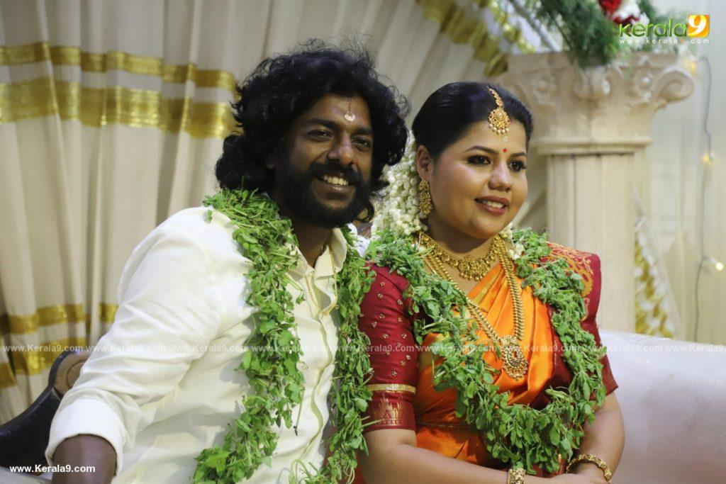 sneha sreekumar marriage photos 162