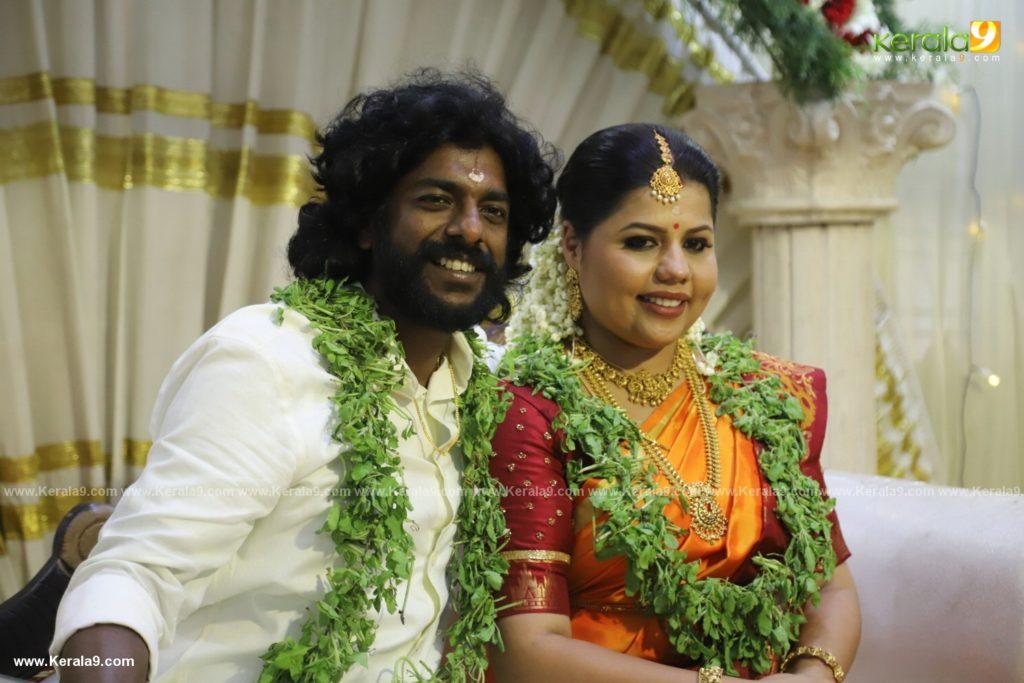 sneha sreekumar marriage photos 163