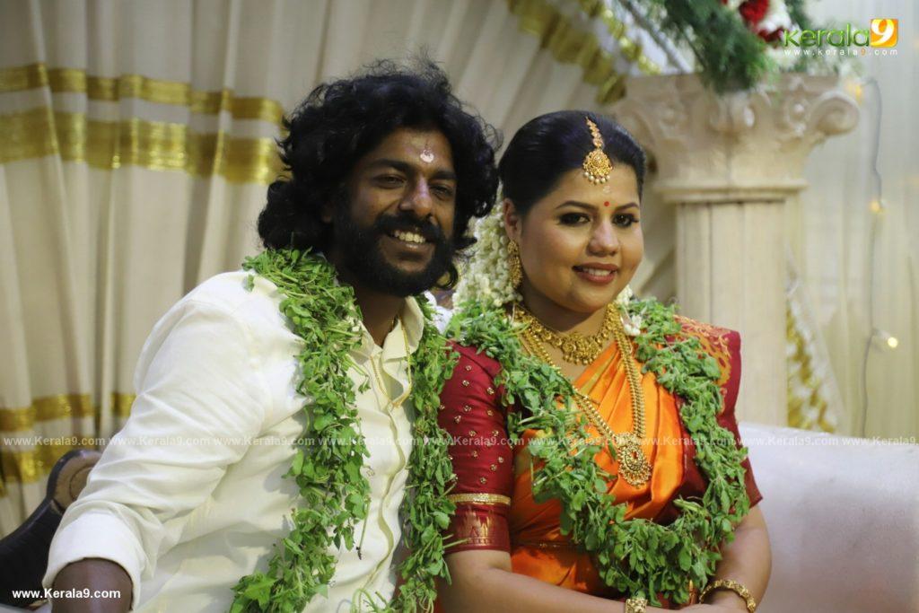 sneha sreekumar marriage photos 164