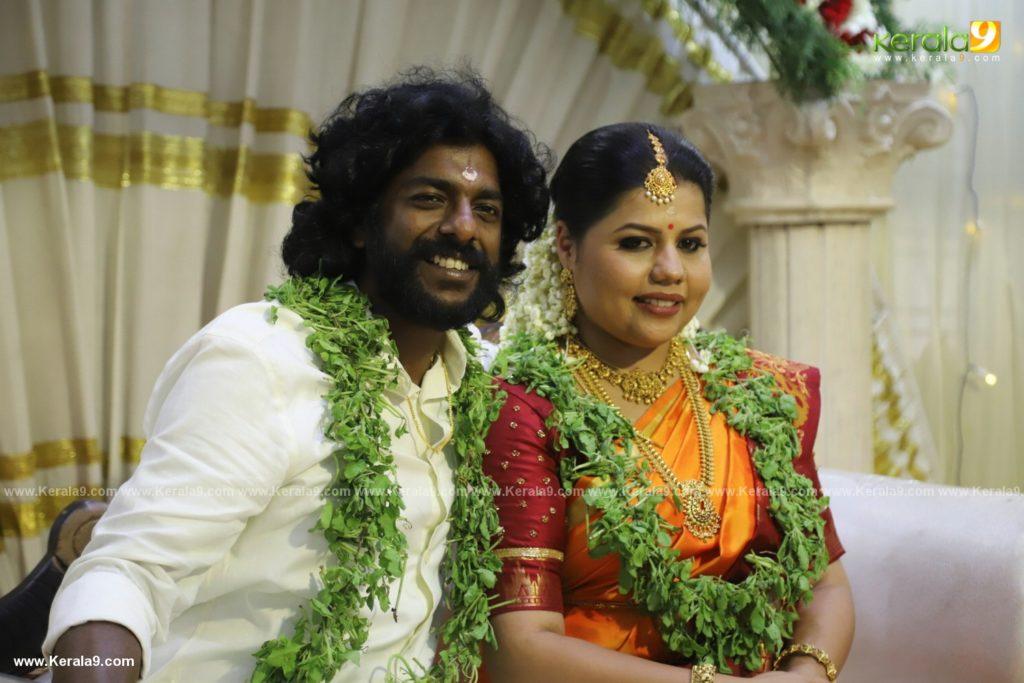sneha sreekumar marriage photos 165
