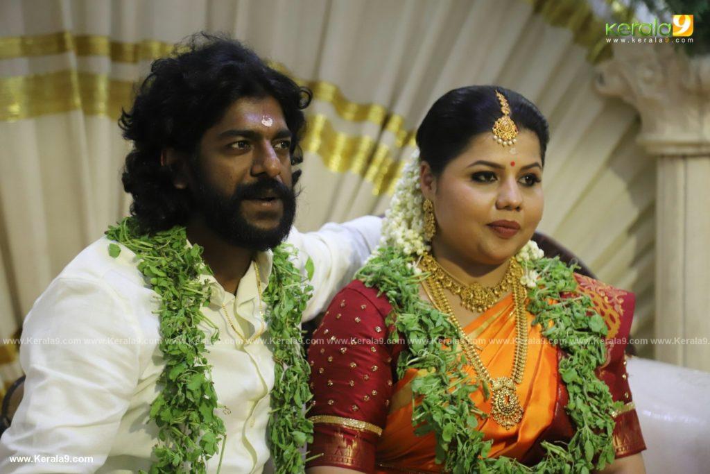 sneha sreekumar marriage photos 166