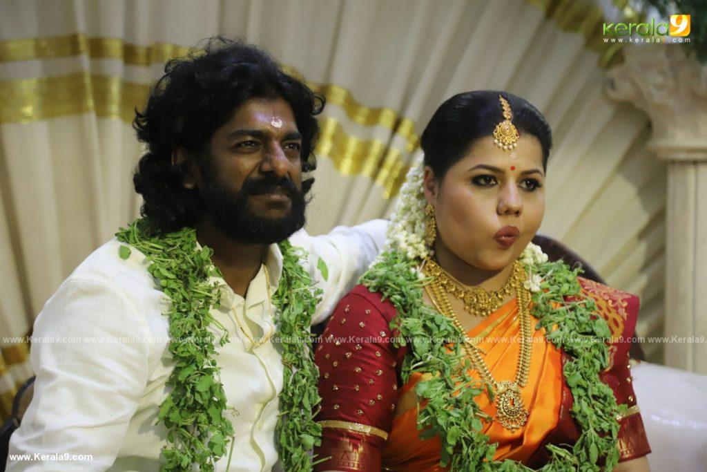 sneha sreekumar marriage photos 167