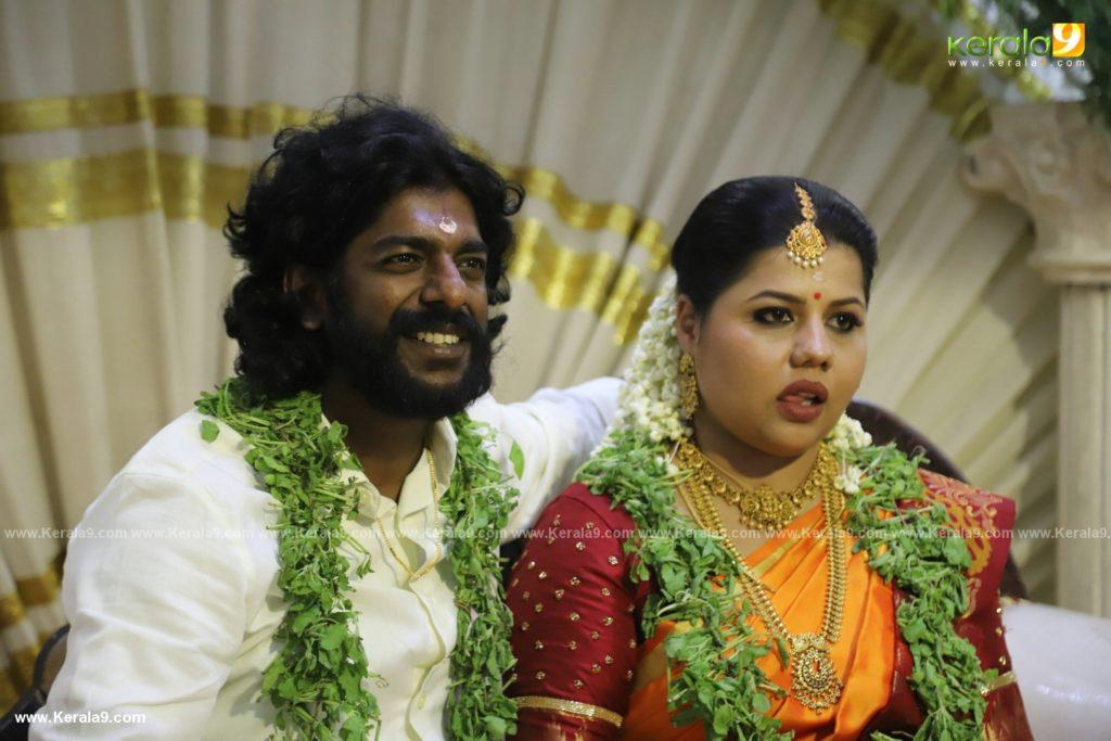 sneha sreekumar marriage photos 168