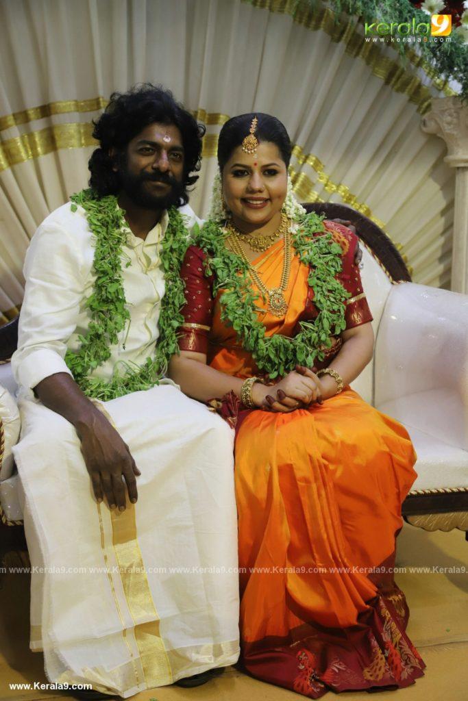 sneha sreekumar marriage photos 169