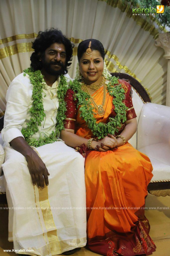 sneha sreekumar marriage photos 170