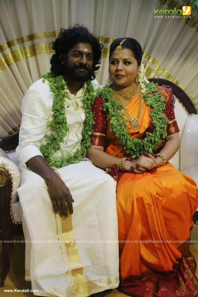 sneha sreekumar marriage photos 171