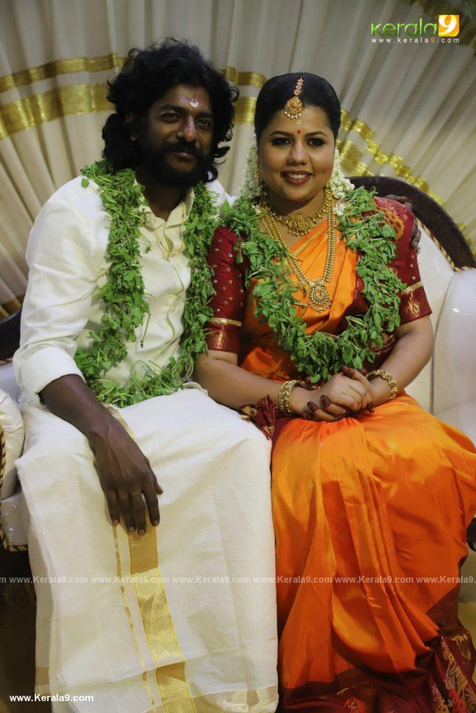 sneha sreekumar marriage photos 172