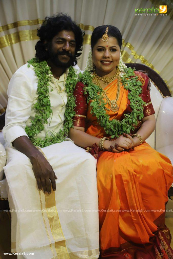 sneha sreekumar marriage photos 173