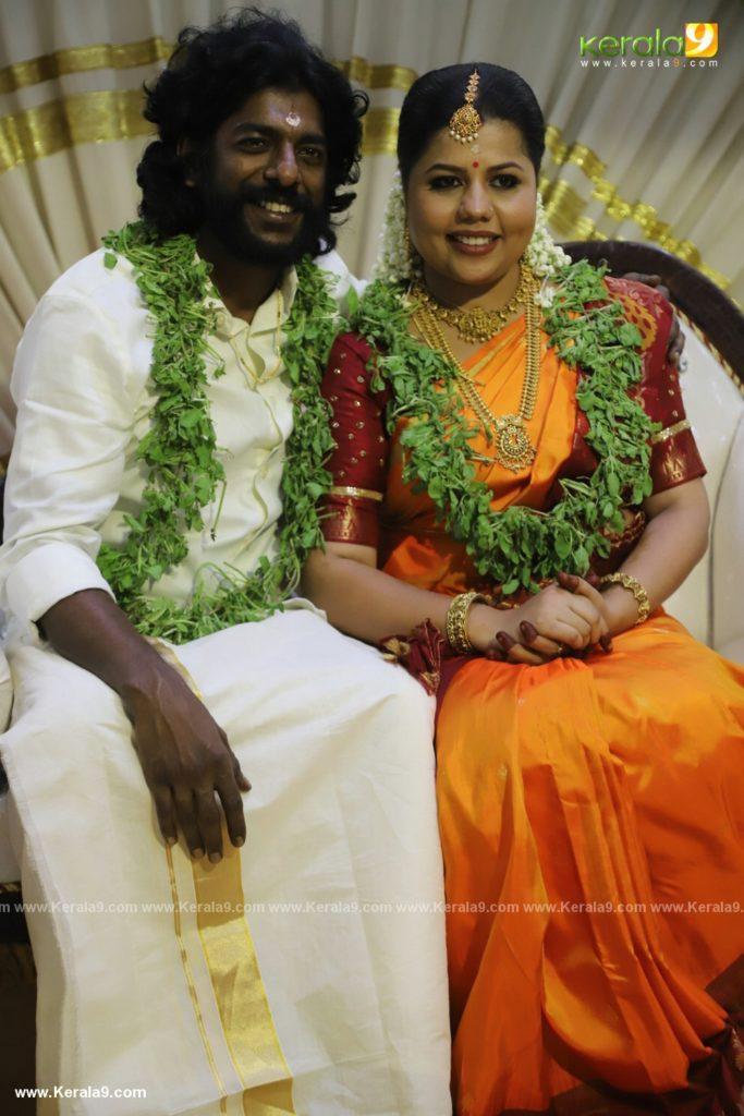 sneha sreekumar marriage photos 174