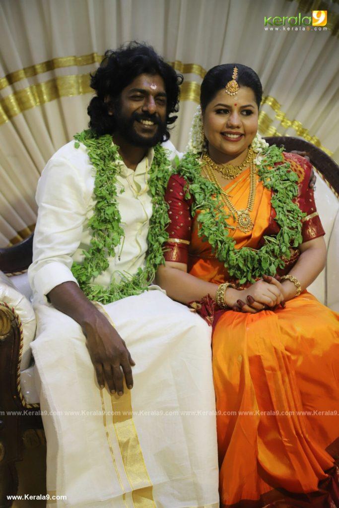 sneha sreekumar marriage photos 175