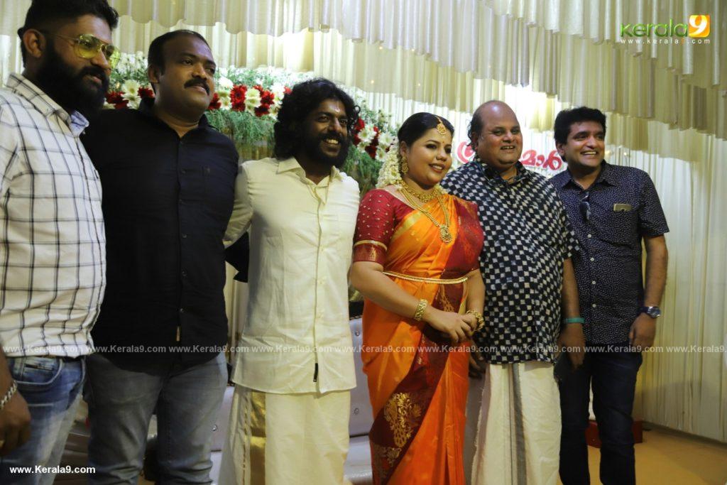 sneha sreekumar marriage photos 178