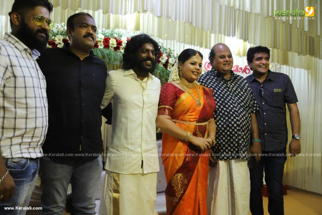 sneha sreekumar marriage photos 179