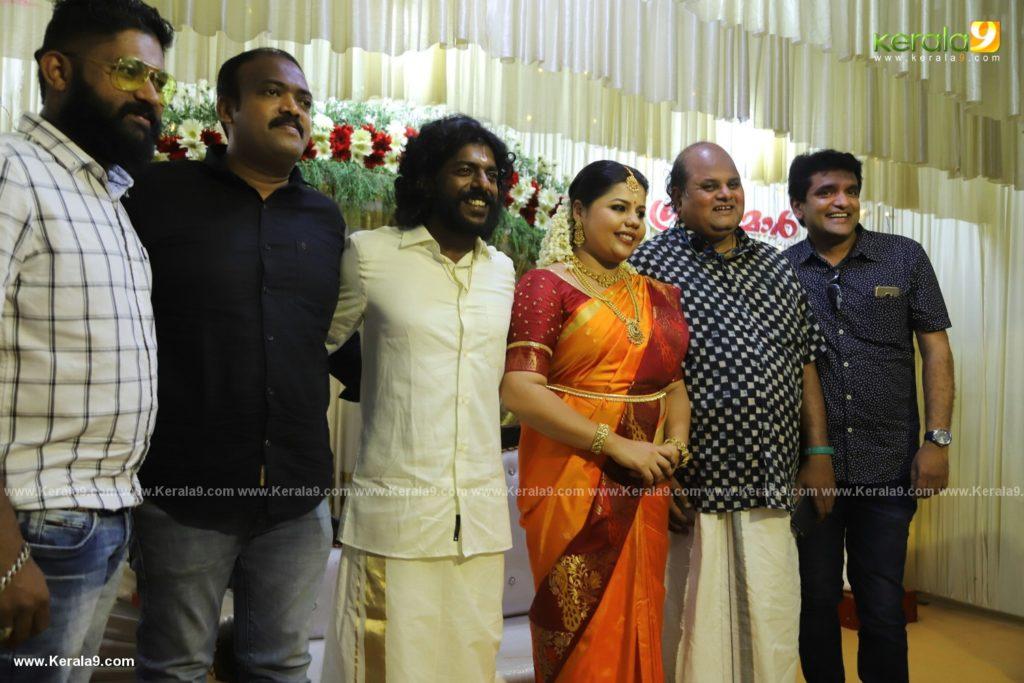 sneha sreekumar marriage photos 180