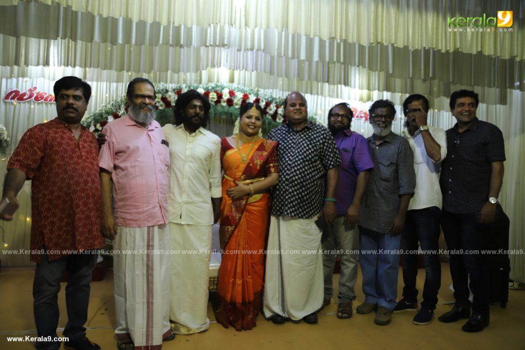 sneha sreekumar marriage photos 181