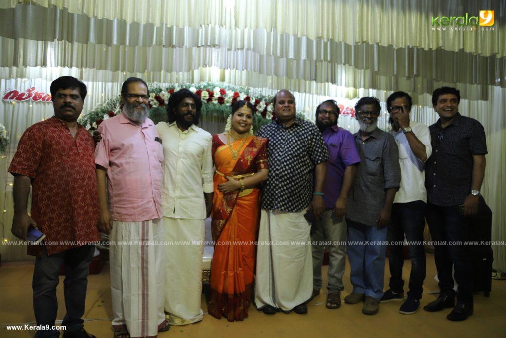 sneha sreekumar marriage photos 182
