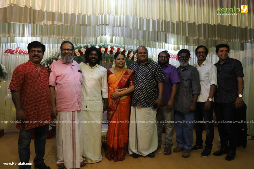 sneha sreekumar marriage photos 184