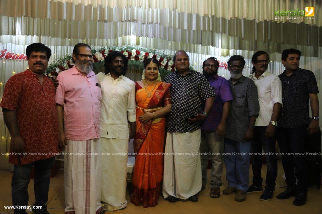 sneha sreekumar marriage photos 186